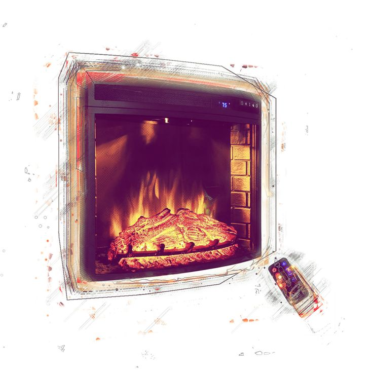 3621 Best Electric Fireplace Insert Images On Pinterest Fireplace Inserts Best Electric