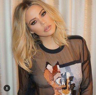 Khloe Kardashian Cortesdepeloparacaraovalada