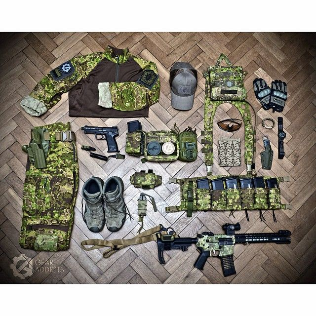 We are slowly preparing for the upcoming weekend. #loadout #loadoutgrid #gearporn #gear #gunporn #tactical #pencott #greenzone #airsoft #asg #softair #airsofter #airsoftgun #airsoftgear #airsoftinternational #ufpro #m4 #ar15 #haleystrategic #gun #gearaddicts #airsoftdaily  #milsim #military #militaryphotos #camouflage #camo #knife #gun #recon @strongholdgroup_pl @sprzetmilitarny_pl @specshop @haleystrategicpartners @pencottcamo @gpairsoft @ufprogear @husarsystem @loadoutgrid @pencottcamo