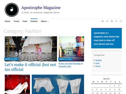 Gérer les thèmes ‹ é¤é Regarde — WordPress