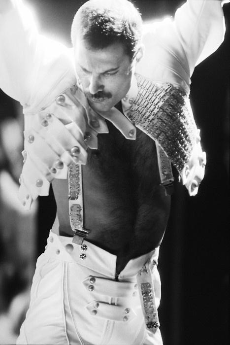 Freddie Mercury - @~ Mlle