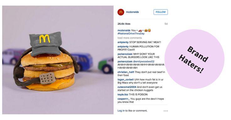 Brand Fails: McDonald's Instagram - Growing Social Media