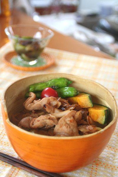 豚ロースのピリ辛焼肉丼 by ひなこママさん | レシピブログ - 料理 ...