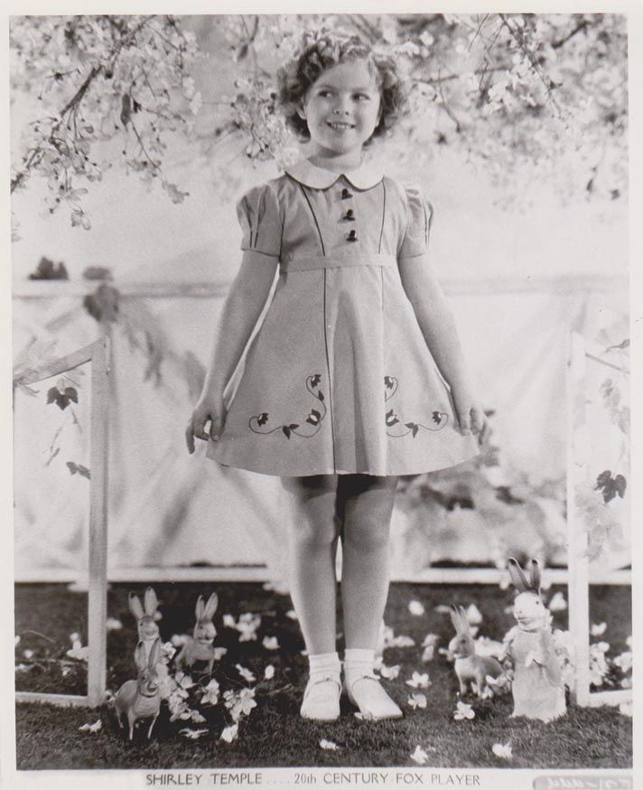 1936 Shirley Temple 20th Century-Fox Player