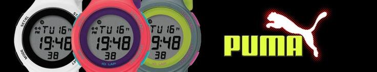 Puma::Horloges::Horloges, Watchwinders, Horlogekisten en Horlogebanden Kish.nl :: Watch :: Watches