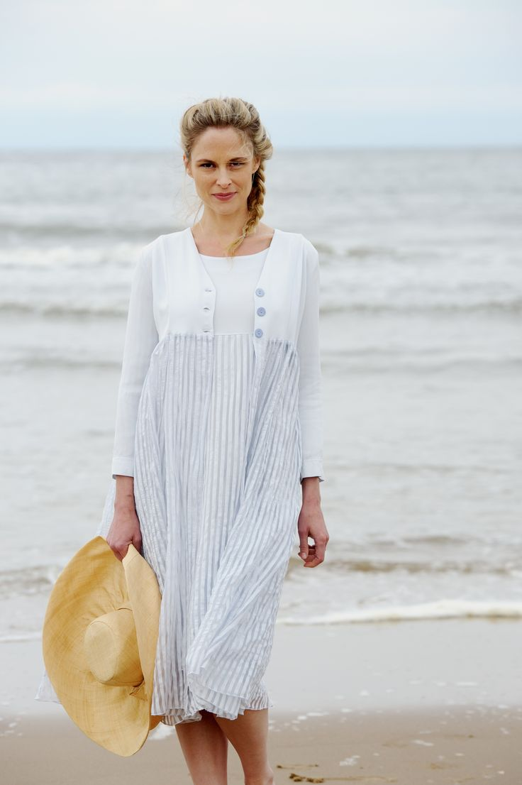 Out of Xile Shadow Stripe collection 2015 on www.loveithaveit.com #outofxile #occasion #wedding #motherofthebride #dress #coat #stripe #clothingstoreonline #summerfashion #outfits #clothingstore #fashion #designerfashion #blue