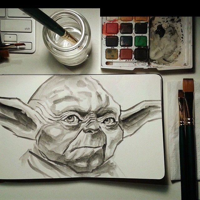 Gabriel Soares ( Yoda - Star Wars ) *