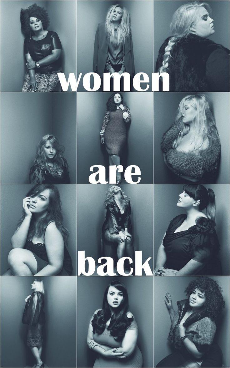 The Marina Rinaldi #WomenAreBack Official Campaign Launch