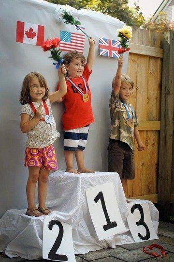 Best Kids Parties: The Olympics My Party