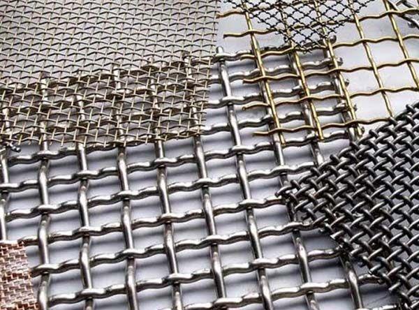 Spring Steel Hcht Wire Mesh Wire Mesh Spring Steel Metal Mesh