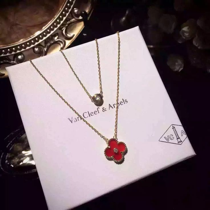 van necklace just for you