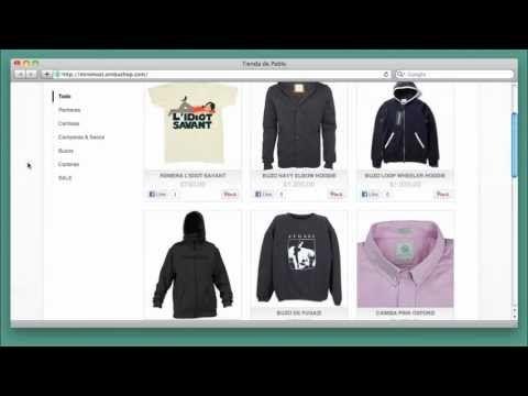 Crear Tu Tienda Online: Cómo modificar el diseño de tu tienda #tutorial #disenoweb