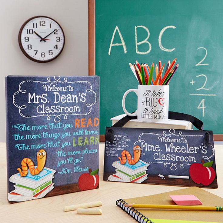 Classroom Ideas By Teachers For Teachers ~ Take a look at the personalized gifts for teacher event on