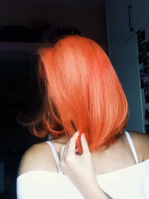 La Riche Directions - Mandarin Orange hair colour dye