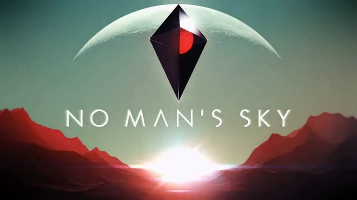 "No Man's Sky Trailer wasn't at E3 this year cuz of ridiculous legal battle with British cable company Sky communication cuz apparently they've trademarked word ""sky."" But should be here as its release will be next year."