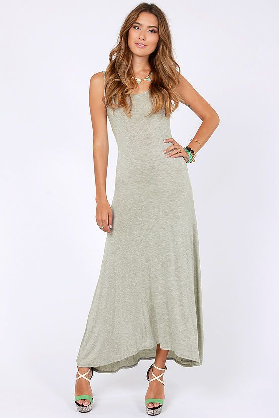 17  ideas about Grey Maxi Dresses on Pinterest - Light grey ...