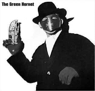 The Green Hornet 1940's