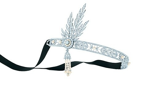 Tiffany & Co. Headpiece