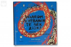 'Waarom achtbanen te gek zijn!' is een informatief en grappig boek over hersenen en gedrag. Duidelijk en helder uitgelegd, met grappige en verrassende antwoorden. Voor kinderen die meer willen weten over de wetenschap achter het menselijk gedrag.