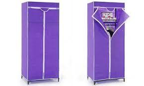 Portable Wardrobe Easy Clothes Storage