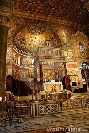 Exploring basilicas and churches in rome essay