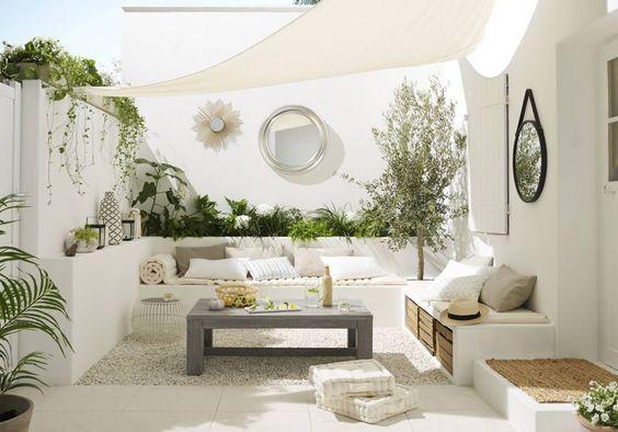 18 idee incantevoli per arredare la terrazza ispiratevi for Arredare la terrazza