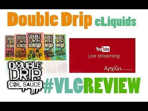 Double Drip eliquids - Vapelikegeek Live Review & online Giveaway Double Drip eliquids - Vapelikegeek Live Review & online Giveaway Περισσοτερες πληρφοριες θα βρειτε εδω http://ift.tt/2smzy7q ΚΑΛΥΤΕΡΗ ΜΕΤΑΒΑΣΗ ΣΤΗ ΠΑΡΟΥΣΙΑΣΗ Κληρωση για 2 Perseus Vandy Vape 15:46 Aρχη παρουσιασης Lemon Serbet 19:27 Lemon Tart 31:21 Mango Raspberry Ice Cream 45:12 Orange and Mango Chill 52:40 Sun Drip 1:08:22 Twisted Ice Cream 1:15:41 Strawberry Banana Waffle 1:39:37 Διαφορες ερωτησεις 2:02:45 Τελικη ευθεια…
