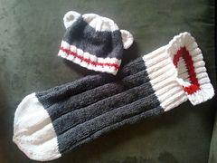 Ravelry: megzoxx's work sock Snuggly