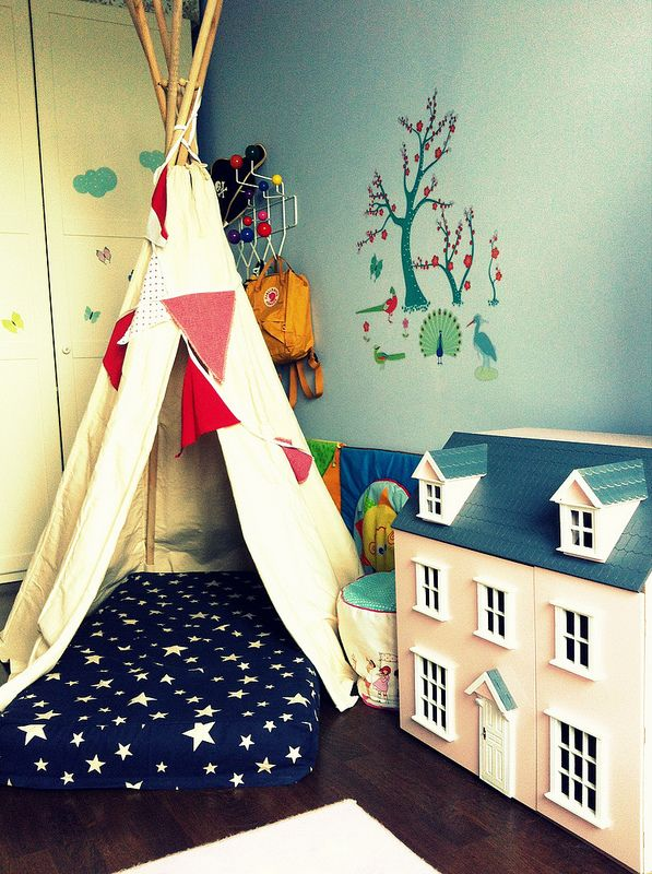 kid's deco, kid's room,