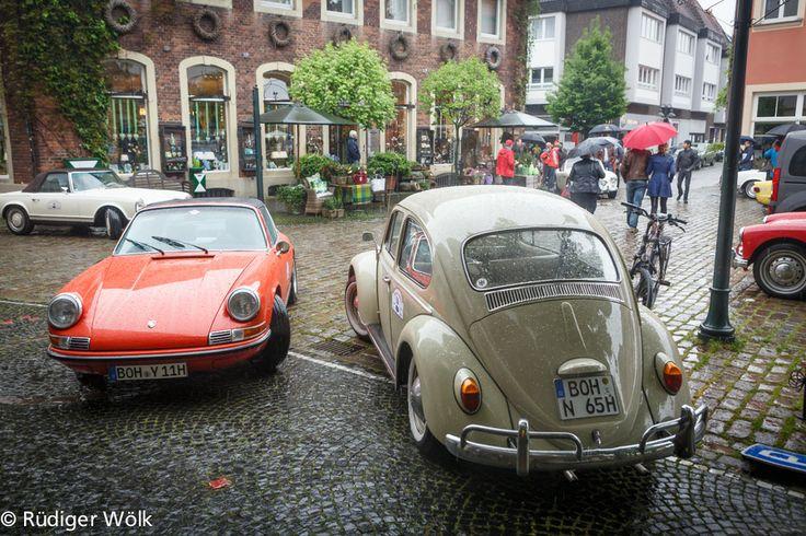 Treffen in Telgte: Oldtimerausfahrt durch das Münsterland