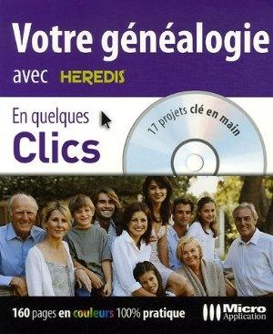 Votre généalogie : 17 Projets clé en main (1Cédérom):Amazon.fr:Livres
