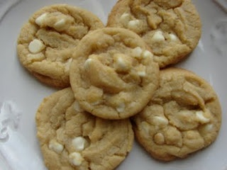 White Chocolate Macadamia Nut Cookies   Cookie& Bar Recipes   Pintere ...