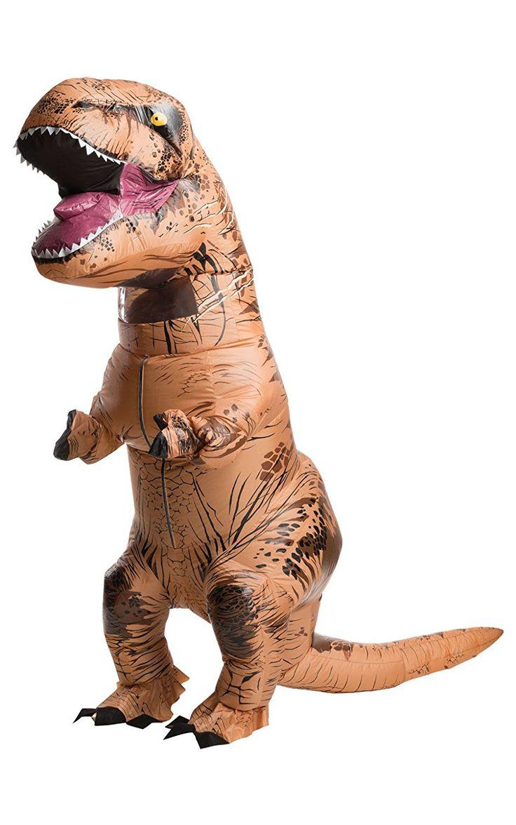 ★★★ 🅽🅴🆆 ★★★ Jurassic World: Adult Inflatable T-Rex Costume - $44.19 (Reg. $51.99):  Grab the popularJurassic World: Adult Inflatable…