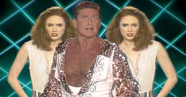 """'Guardians of the Galaxy': David Hasselhoff Stars in Retro 'Inferno' Video: Baywatch star David Hasselhoff stars alongside the Guardians of the Galaxy cast in the gloriously retro video for """"Guardians' Inferno."""" The music video appears on the upcoming home release of This article originally appeared on www.rollingstone.com: 'Guardians of the Galaxy': David Hasselhoff Stars in Retro 'Inferno' Video…"""