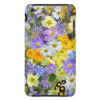 Spring Flowers iPod Touch Barely There Case