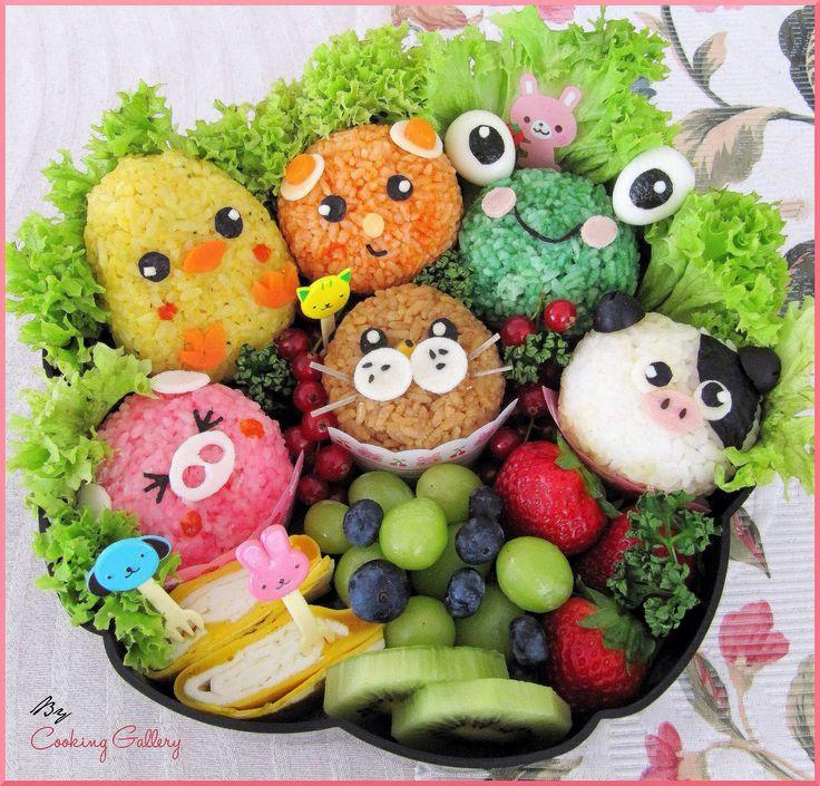Animal Farm Lunch