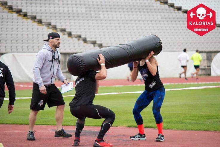 Crossbox Fitness Journal: Workout de la journée, samedi 170306 - Crossbox Journal de remise en forme