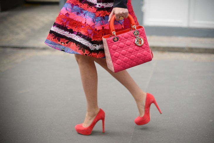 Pin for Later: The Dating Rules Fashion Girls Live By The higher the stiletto, the closer to closure.