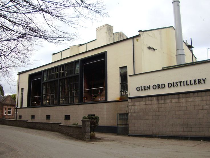 Glen Ord - Highland Malt - Open to public (about an hour east of Inverness)