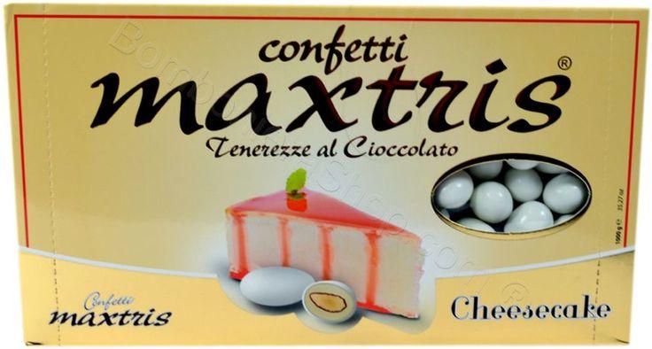 Confetti Maxtris Cheesecake - SENZA GLUTINE #confettata #Cheesecake #maxtris #confetti