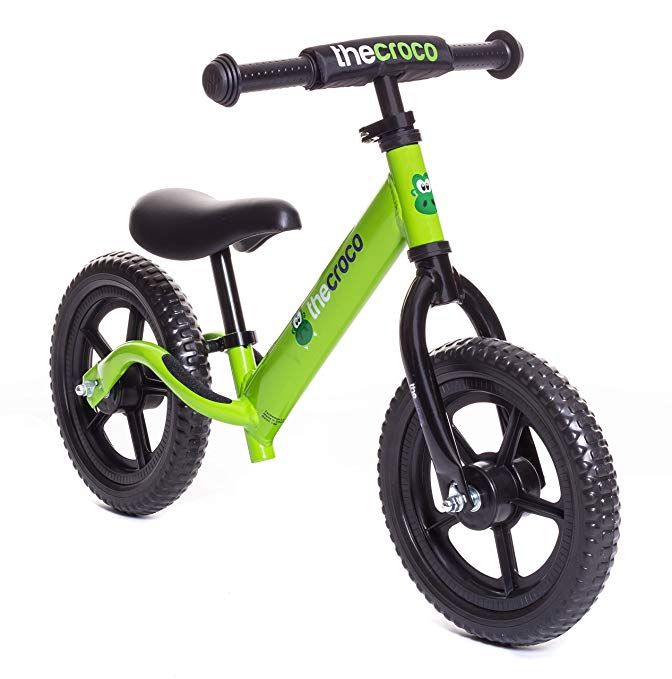 e797078a303 TheCroco Premium & Ultra-Light Balance Bike: Only 4 lbs Unrivaled Features  Review