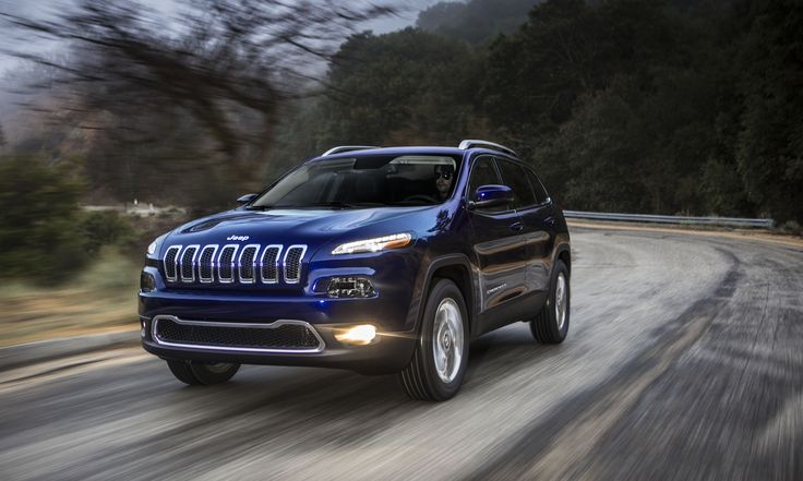 2014 Jeep Cherokee: Review