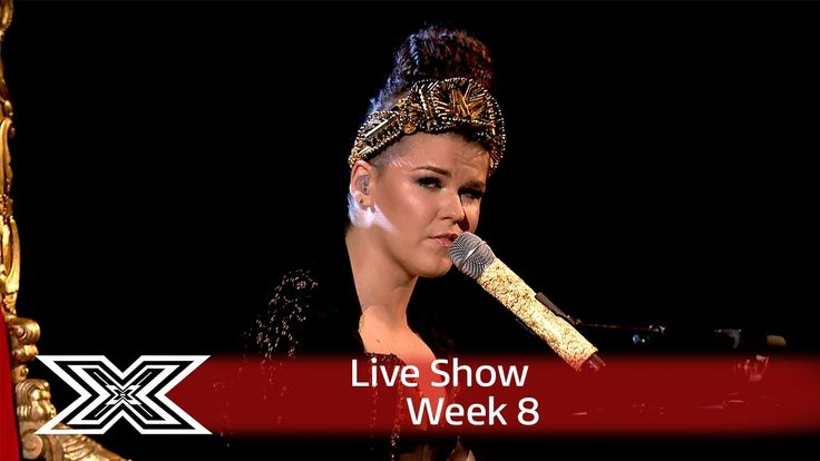 Saara Aalto goes Abba with Winner Takes it All! | Live Shows Week 8 | Th...