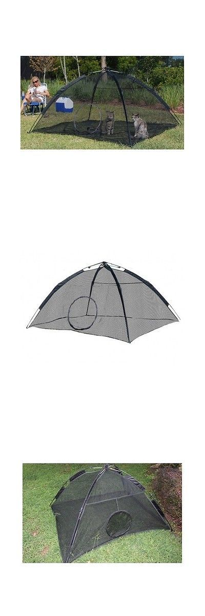 Cat Lover Products 117422: Happy Outdoor Cat Habitat Patio Gear Pets Cage Canopy Cats Tent Deck Play Relax -> BUY IT NOW ONLY: $66.93 on eBay!