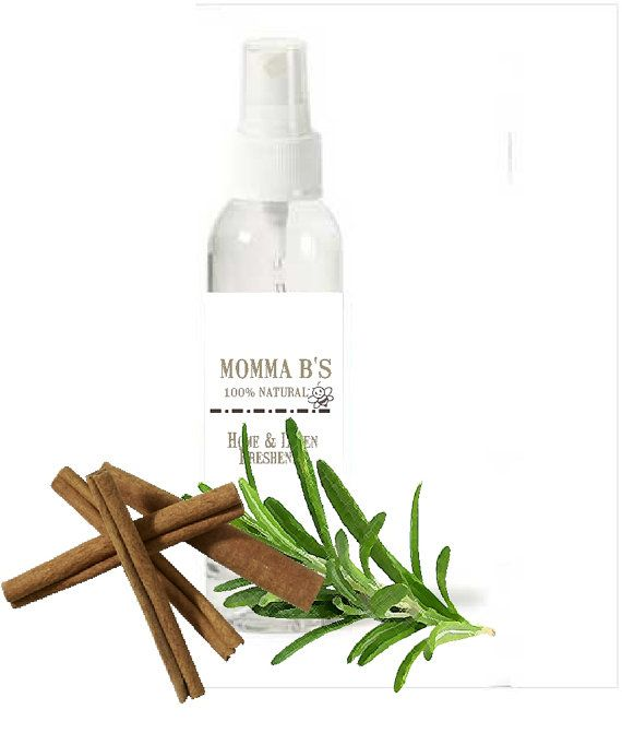 All Natural Air Freshener & Linen Fragrance by MommaBNaturals, $6.49