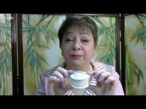"""#МК Фирдаус Батдалова """"Имитация слоновой кости"""". Ручная работа - YouTube"""