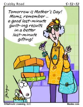 Happy Mother's Day from Maxine | Maxine, Crabby Road | Pinterest | Happy mothers