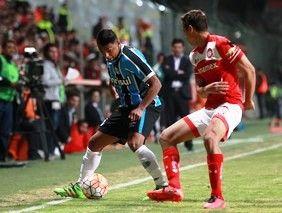 Blog Esportivo do Suíço:  Com um a mais, Grêmio joga mal e estreia com derrota para o Toluca