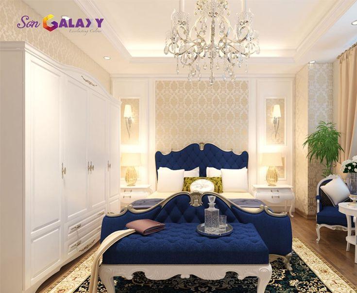 5 sắc thái hoàn hảo cho căn phòng ngủ của bạn  Phòng ngủ là nơi bạn nghỉ ngơi nạp lại năng lượng sau một ngày làm việc mệt mỏi. Vì vậy việc lựa chọn phong cách phòng ngủ cũng nhưcách pha màu sơnđúng sở thích của bạn là rất quan trọng. Nếu bạn chưa rõ về phong cách mình mong muốn hãy cùng sơn Galaxy tham khảo thử 5 phong cách theo 5 sắc thái dưới đây và thử xem mình hợp với sắc thái nào hơn nhé!  1. Phong cách cổ điển  Nguồn cảm hứng của phong cách này bắt nguồn từ những cung điện vua chúa…
