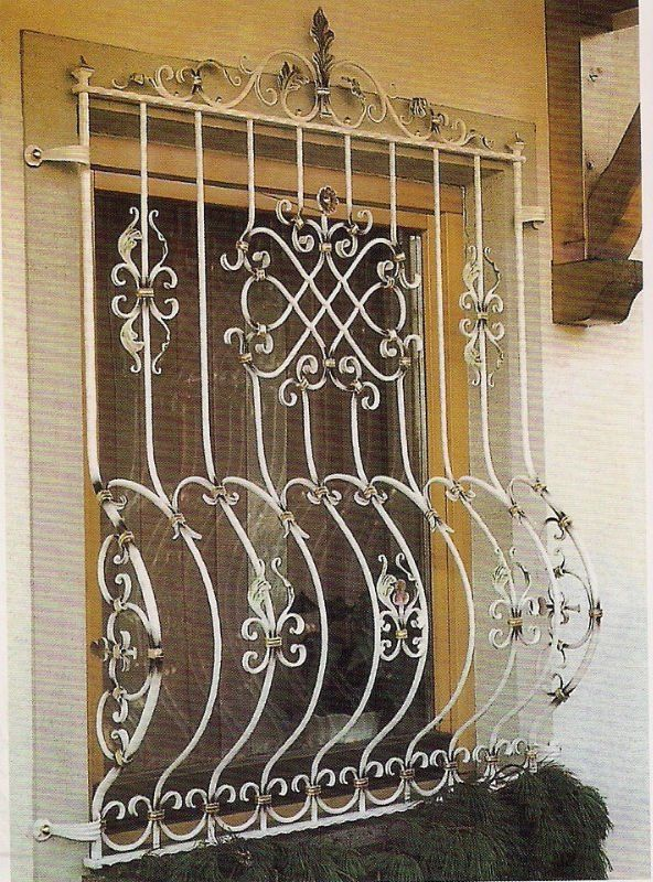 29 best Grills and gate design images on Pinterest   Front doors ...